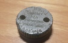 More details for mills no5 grenade dummy base plug