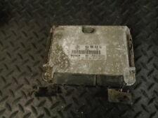 2002 VW GOLF MK4 1.8 PETROL ENGINE CONTROL ECU UNIT 06A906018 DJ