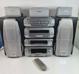 Technics SA-DV290 Hi-Fi Stereo System With Remote, Tested and Working