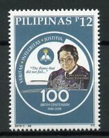 Philippines Stamps 2019 MNH Claudio Teehankee Chief Justice Law People 1v Set