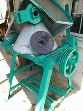 Commercial Corn Masa Mill Molino de Nixtamal for making dough for tortillas