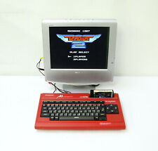 MSX 2 Panasonic FS-A1 Game Console Personal Computer Red