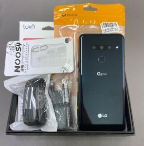 LG G8 ThinQ Black 128GB LM-G820N Factory Unlocked Single sim Very Good condition