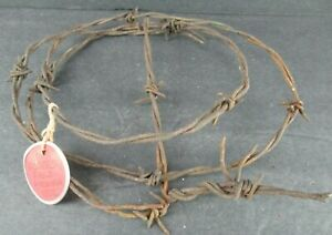 FORBES FIELD PITTSBURGH PA BARBED WIRE RETRIEVED CIRCA: 1972