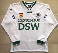 Masita SBV Excelsior (Holland) 06-08 L/S Away Jersey. Mens XS/S, Excellent Cond.