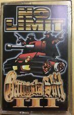 No Limit Gangsta Shit III Mixtape Cassette