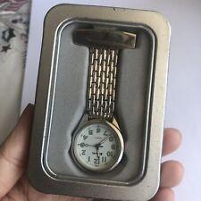 Boxed Ravel Ladies Nurse Fob Quartz Watch