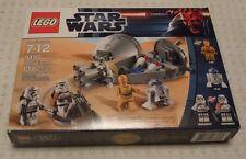 LEGO Star Wars Droid Escape Set 9490 New R2-D2 C-3PO Sand Trooper Minfigs