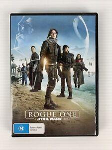 A Rogue One - Star Wars Story DVD Felicity Jones Disney FREE TRACKED POST