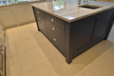 Luxury HANDMADE large double sided kitchen island