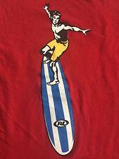 VTG. 90s Polo Surfer Ralph Lauren RL 2 Sided Men's Extremely Rare T-Shirt Small