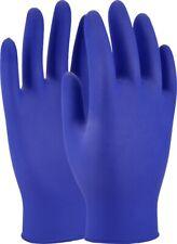 Premium Disposable Nitrile Gloves, Case Of 1000, Cobalt Blue EN374, EN455
