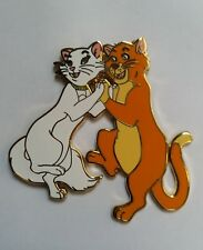 PINS DISNEY FANTASY PIN THOMAS O'MALLEY AND DUCHESS ARISTOCATS