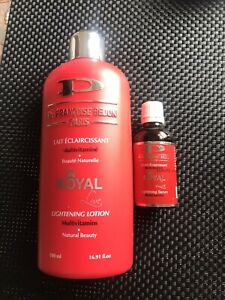 Pr. Francoise Bedon Royal Lotion  And Serum With Vitamins