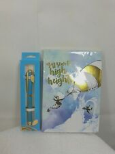 Dr. Seuss I'll Soar To High Heights Journal & Pen Oh! The places you'll go!