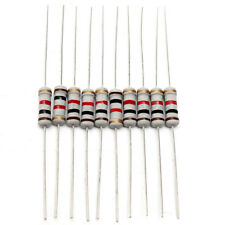 200Pcs 10 ohm-1M ohm 20Value 1W Resistor Set 5% Resistance Assortment Kit