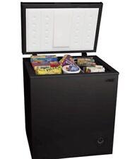 Arctic King 5.0 cu ft Large Chest Freezer Black Compact, Top Load, w/ Basket New
