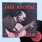 """Vinyle 33T Charlie Byrd """"Jazz recital"""""""