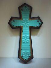 Wooden Celtic style cross
