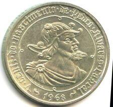 "Portugal République 50 Escudos argent 1968 "" PEDRO ALVARES CABRAL"" KM 593"