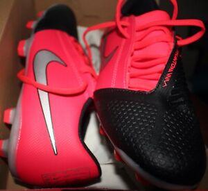 Nike Phantom Venom Elite FG Laser Crimson/Black/Silver AO0577-606