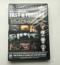 Action Replay Fast & Furious: The Cheats (PS2, PlayStation 2) Factory Sealed
