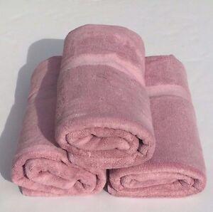 3 pcs 100% Bamboo Towel Set Bath Towel, Hand Towel, Wash cloth