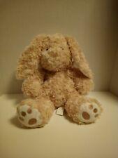Tan Bunny Plush Stuffed Animal W/ Floppy Ears 13in