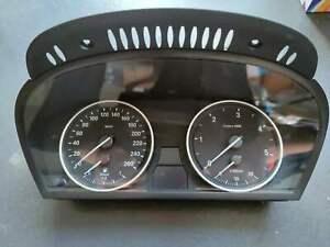 BMW X5 E70 diesel speedo/ dash meter/ INSTRUMENT CLUSTER