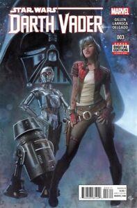 Star Wars - Darth Vader #3 - 1st Print - 1st Appearance Doctor Aphra - Marvel NM
