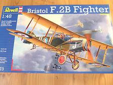 Revell 1:48 bristol F.2B fighter aircraft model kit