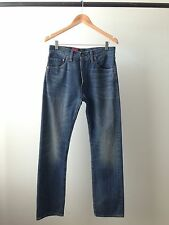 LEVI'S VINTAGE CLOTHING RED BIG E LVC SELVAGE JAPANESE DENIM JEANS LEVIS 32X32
