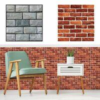 New 3D Wall Sticker Durable Kitchen Tile Living Room Bedroom Bathroom Home Decor
