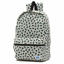 Vans Off The Wall MINI Eley Kishimoto Sourpuss Cats Backpack Bookbag New NWT