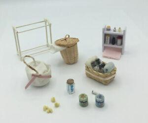 Dolls House Bathroom Accessories
