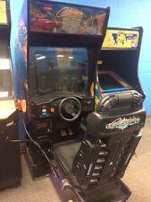 Crusin world arcade game video machine, semi-working condition