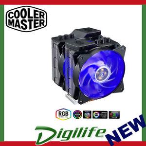 Cooler Master MasterAir MA620P RGB CPU Cooler Twin Tower Design 2 RGB fans