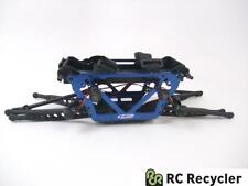 Losi Night Crawler Aluminum Chassis Blue Comp Rock Frame Links LEDs LNC LCC 1/10