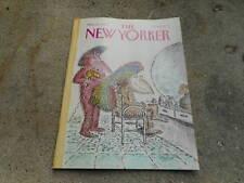 MAY 15 1989 vintage NEW YORKER magazine - HAIR DRESSER