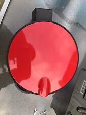 Vauxhall Corsa D Flame Red Z547 Fuel Cap Door With Cap 2006-2014 UEX033