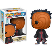 NEW Naruto Shippuden - Tobi Pop! VINYL + POP PROTECTOR
