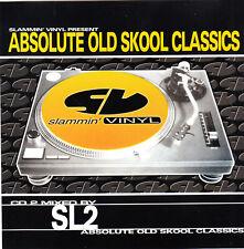 ABSOLUTE OLD SKOOL CLASSICS 2 - Various - 2000 CD Album
