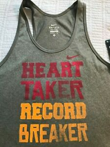 NIKE DriFit Racer-back Athletic Tanktop with graphic - Size M - NWT!!!