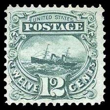 U.S. 1869 ISSUE 117  Mint (ID # 89684)