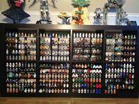 RARE Lego Star wars and Harry Potter 2 Random Minifigures!!