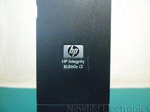 HP AD399A Integrity BL860C Base Server Blade (No CPU's, RAM, Drives)