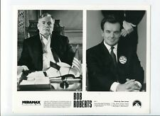 Bob Roberts-Gore Vidal and Ray Wise-8x10-B&W-Still