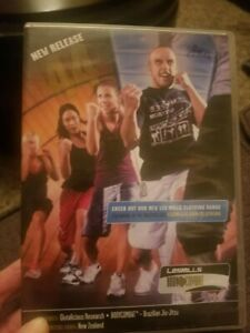 Body Combat 44 - DVD, CD, Notes and case included