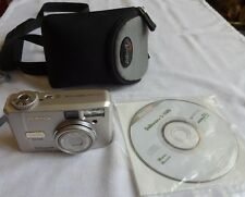 Pentax Optio 330GS Digital Camera 3.2MP