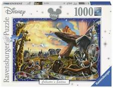 Ravensburger Disney Collector's Edition The Lion King 1000 Pieces Jigsaw Puzzle